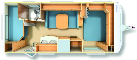 Domaine de la mouline v2 1 for Store interieur pour caravane
